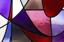 Gebrandschilderd glas 4 Royalty-vrije Stock Afbeelding