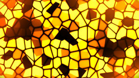 Gebrandschilderd glas 4 Royalty-vrije Stock Foto