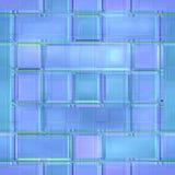Gebrandschilderd glasachtergrond Naadloos patroon vector illustratie