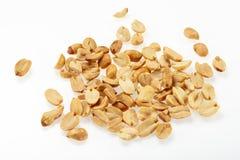 Gebratene Erdnuss Stockfoto