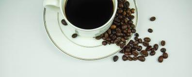 Gebratene Kaffeebohnen Lizenzfreie Stockbilder