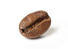 Gebratene Kaffeebohnen Makro Stockfotos