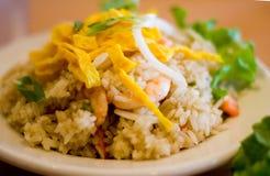 Gebratener Reis Stockfoto