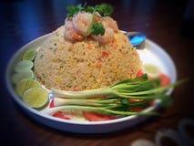 Gebratener Reis Stockfotografie