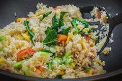 Gebratener Reis lizenzfreie stockfotografie