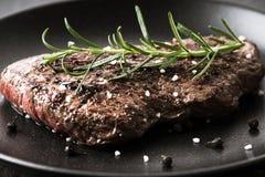 Gebratenes Beefsteak Lizenzfreies Stockbild