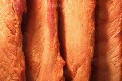 Gebratenes rotes Schweinefleisch, asiatische Küche Lizenzfreies Stockbild
