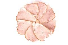 Gebratenes Schnittfleisch Lizenzfreies Stockbild