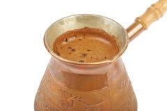 Gebrauter Kaffee Lizenzfreies Stockbild
