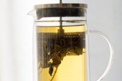 Gebrauter Sage Tea Stockbilder