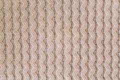 Gebreide achtergrond breiend patroon van wol knitting Textuur van gebreide wollen stof voor behang en een abstracte achtergrond royalty-vrije stock foto's