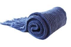 Gebreide sjaal Royalty-vrije Stock Afbeeldingen