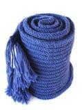 Gebreide sjaal Royalty-vrije Stock Foto