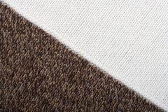 Gebreide textielSamenvatting Als achtergrond Stock Afbeeldingen