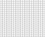 Gebreide wollen textuur Naadloze textuur Royalty-vrije Stock Afbeelding