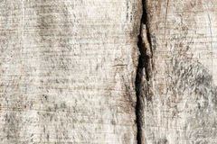 Gebrochene Beschaffenheit des alten Holzes Stockfotografie