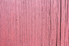 Gebrochene hölzerne Planke, stockbild