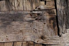 Gebrochene Sperrholzbeschaffenheit Stockbild