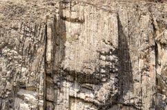 Gebrochene Steinstruktur Lizenzfreies Stockbild