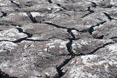 gebrochener Boden Stockbilder