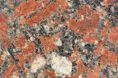 Gebrochenes Granit-Beschaffenheits-Makro Lizenzfreies Stockfoto