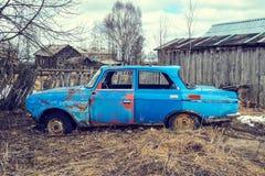 Gebroken auto Stock Afbeeldingen