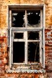 Gebroken Glazen Stock Foto's