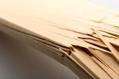 Gebroken hout Stock Foto's