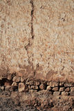 Gebroken Muur Stock Afbeeldingen