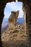 Gebroken toren Royalty-vrije Stock Foto's