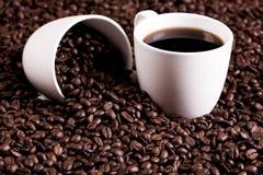 Gebrouwen koffie Royalty-vrije Stock Foto
