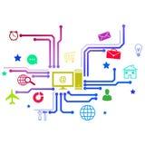 Gebruikersinterface Royalty-vrije Stock Afbeeldingen