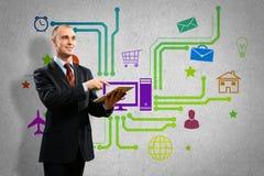 Gebruikersinterface Royalty-vrije Stock Afbeelding
