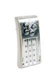 Gebruikte geleide draagbare lichten Royalty-vrije Stock Foto's