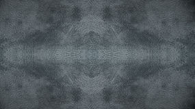Gebruikte Lichte Gray Leather Seamless Pattern Background-Textuur voor Meubilairmateriaal Royalty-vrije Stock Afbeelding