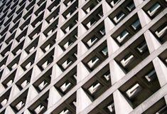 Gebäude-Seite Stockbild