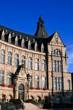Gebäude Spuerkeess Lizenzfreie Stockfotos