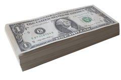Gebundenes Geld Lizenzfreies Stockfoto
