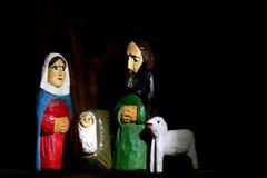 Geburt Christi Stockfotos