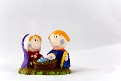 Geburt Christi Stockbilder