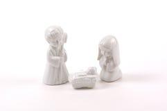 Geburt Christi der Kinder Stockfoto