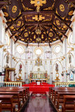Geburt Christi unserer Dame Cathedral Stockbild
