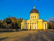 Geburt Christis-Kathedrale, Chisinau, Moldau lizenzfreie stockfotos
