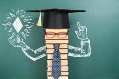 Geburt von Ideen, von Forschung, von Bildung und von Innovation Lizenzfreies Stockbild