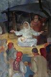 Geburt von Jesus lizenzfreie stockfotos