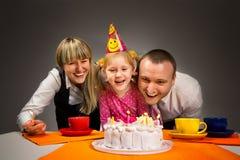 Geburtstag Lizenzfreie Stockbilder