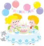 Geburtstag vektor abbildung