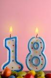 Geburtstag Stockfotos