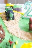 Geburtstag-Kuchen Stockbilder