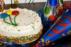 Geburtstag-Kuchen Stockfotografie